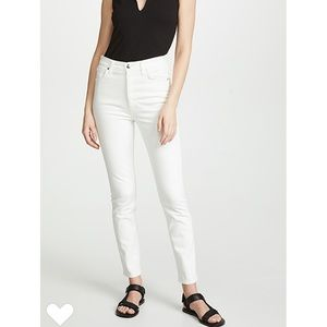 Goldsign The High Rise Slim Jeans NWT (never worn)